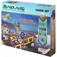 Конструктор Magplayer Набор 72 элемента (MPB-72)