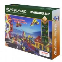 Конструктор Magplayer Набор 112 элементов (MPB-112)