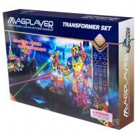 Конструктор Magplayer Набор 208 элементов (MPB-208)
