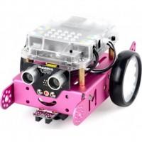 Робот Makeblock mBot v1.1 BT Pink (09.01.07)