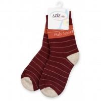 Носки Aziz махровые коричневые (C34474-3B-brown)