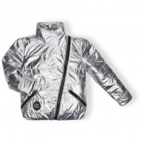 Куртка Brilliant демисезонная (1001-146G-silver)