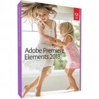 ПО для мультимедиа Adobe Premiere Elements 2018 Multiple Eng AOO Lic TLP (65282024AD01A00)