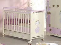 Кроватка Micuna Petite Princesse
