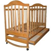 Детская кроватка Ласка Наполеон с ящиком