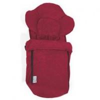 Спальный мешок MINI NEST, цвет красный