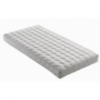 Матрас для детской кроватки, 60х125х12см, чехол из 100% хлопка, съемный чехол