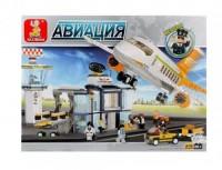 Конструктор Sluban M38-B0367 Самолет