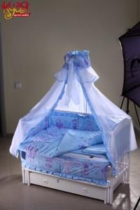 Детский постельный комплект – «Люкс»