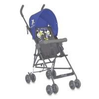 Коляска-трость Bertoni Light Blue&Gray Puppies