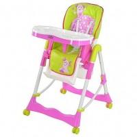 Стульчик для кормления Bambi LT 00010 U/R Розовый