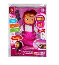Кукла Bambi Маша-сказочница с пультом в ассортименте (MM 4614)