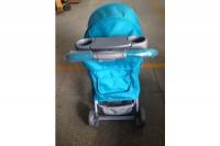 Прогулочная коляска Bambini Neon с чехлом