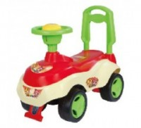 Машинка-каталка Alexis-Babymix 7615