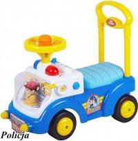 Машинка-каталка Alexis-Babymix HZ-530