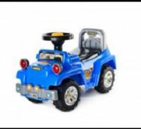 Машинка-каталка Alexis-Babymix HZ-553