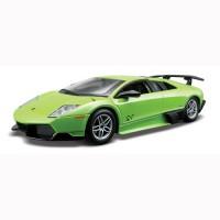 Авто-конструктор (1:24) Bburago LAMBORGHINI MURCIELAGO LP670-4 SV (зеленый,1:24)