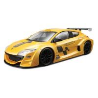 Авто-конструктор (1:24) Bburago RENAULT MEGANE TROPHY (желтый металлик,1:24)