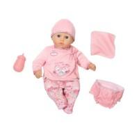 Интерактивная кукла MY FIRST BABY ANNABELL - УДИВИТЕЛЬНАЯ МАЛЫШКА (36см,аксесс.,звук,синхр.з планш.)
