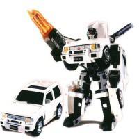 Робот-трансформер Roadbot MITSUBISHI PAJERO (1:32)