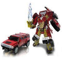 Робот-трансформер Roadbot HUMMER (1:32)
