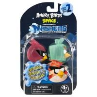 Набор игровой Tech4Kids ANGRY BIRDS SPACE crystal S2 МAШЕМСЫ (2 птички: красная,ледяная)
