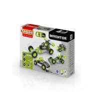 Конструктор Engino серии  INVENTOR 4 в 1 - Автомобили