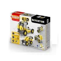 Конструктор Engino серии  INVENTOR 4 в 1 - Строительная техника