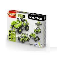 Конструктор Engino серии  INVENTOR 12 в 1 - Автомобили