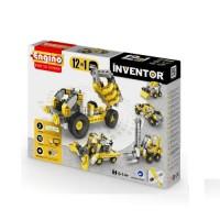 Конструктор серии INVENTOR 12 в 1 - Строительная техника