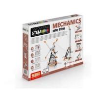 Конструктор Engino серии  STEM - Механика: шкивы