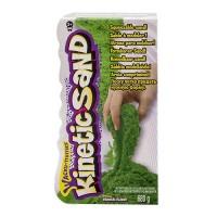 Песок Wacky-Tivities д/детск творчества - KINETIC SAND COLOR (зеленый, 680 г)