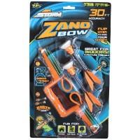 Игровой набор ZING  АРБАЛЕТ ZANO (2 стрелы, мишень, оранжевый)