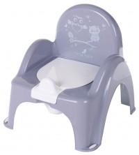 Горшок-кресло Tega горшок-кресло SOWA серый