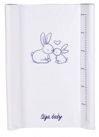 Пеленатор Tega TG-002 зайцы белый