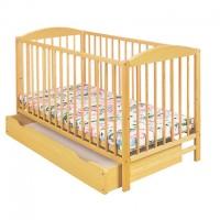 Детская кроватка KLUPS Radek II (c ящиком)