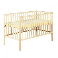 Детская кроватка KLUPS Radek Х (качалка и колеса)