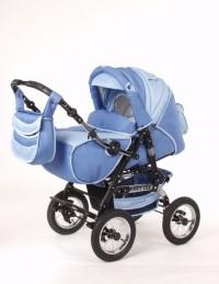 Универсальная коляска-трансформер Adbor Baby Luxe