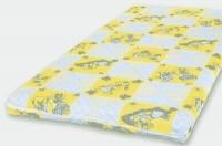 Матрасик для детской кроватки из кокосового волокна 120х60
