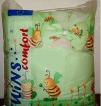 Детский постельный комплект TWINS Comfort (8 ед)