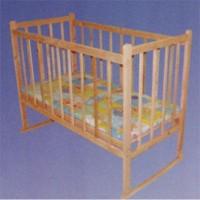 Кроватка детская Тиса с дугами