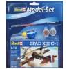 Сборная модель Revell Самолет Spad VIII C-1 1:72 (64192)