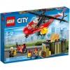 Конструктор LEGO City Fire Пожарная команда быстрого реагирования (60108)