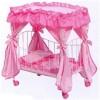 Кроватка для кукл Melogo (Metr+) 9350 Розовый