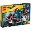 Конструктор LEGO Batman Movie Пушечное нападение Харли Квинн (70921)