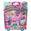 Игровой набор Shopkins S8 Кругосветное путешествие - Французские сладости (56571)