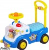 Машинка-каталка Alexis-Babymix HZ-530 blue